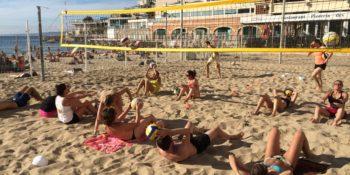 L'école de Beach-volley Adultes