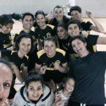 L'equipe FSGT indoor volley-ball