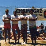 Le tournois pro en 1988