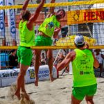 Le tournois pro beach-volley en 2017