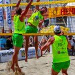 Le tournois pro beach-volley en 2017